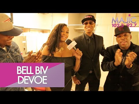 What's Bell Biv DeVoe's Favorite Donnie Simpson Moment?