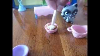 LPS   Pastel para Fifi