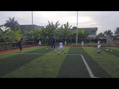 Astros football academy training Ghana 130
