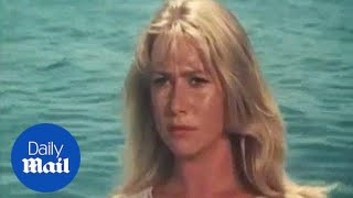 Helen Mirren stars in Australian film Age of Consent in 1969 - Daily Mail