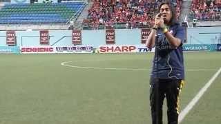 Art Fazil 'Live' At Jalan Besar Stadium