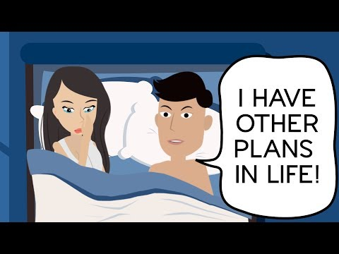 I Have other Plans in Life | Briefly Cartoons