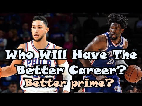 Ben Simmons OR Joel Embiid: Who Will Be Better?