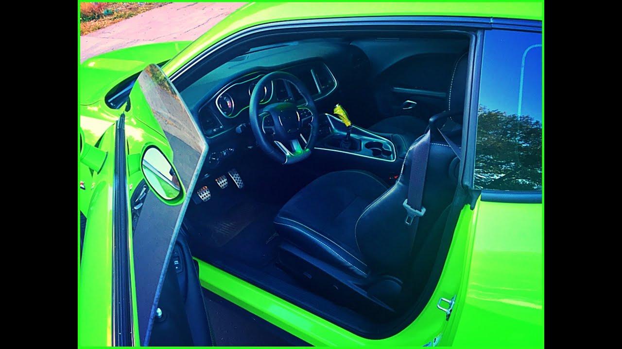 2016 Dodge Charger Srt 392 >> Hurst Pistol-Grip Shifter Upgrade for 2015 Dodge ...