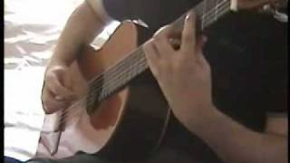 How to play my heart will go on on guitar