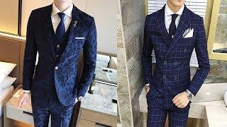 Top 5 Suits Mens Blue 2019 - Fashion Styles Suits
