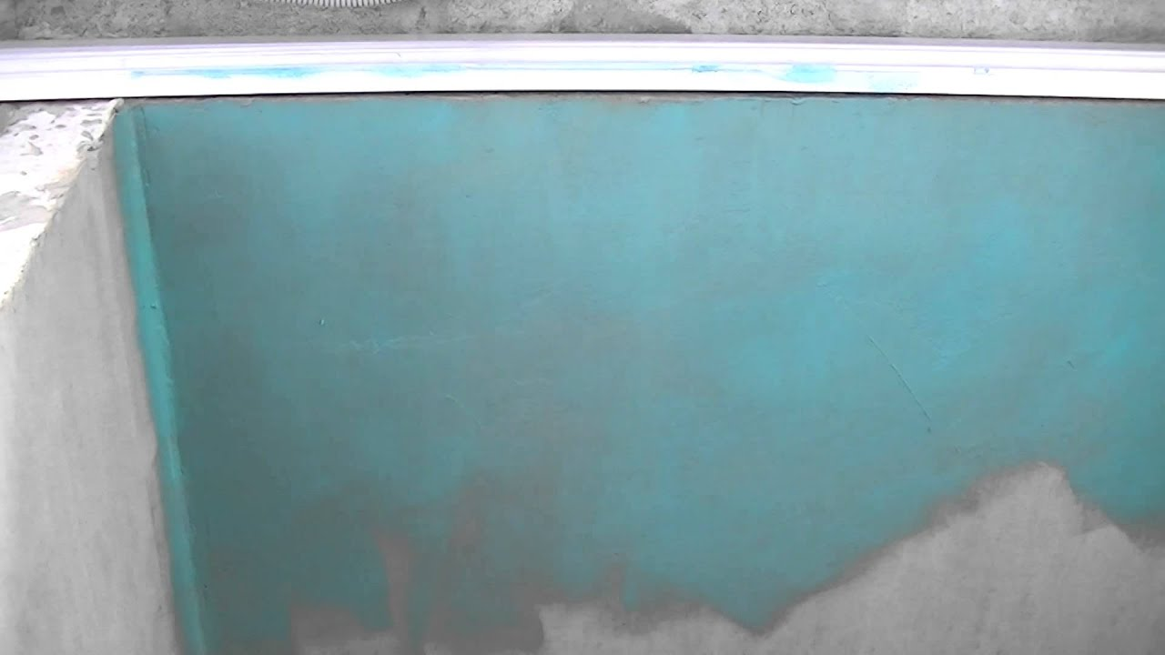 Как сделать гидроизоляцию бассейна фото 958