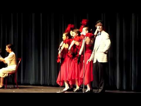 Bert Healy - Never Fully Dressed Without a Smile - Annie - Kyle Brown Magic Curtain Productions MCP
