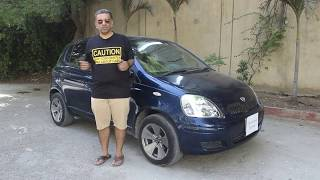 Official Review - Bamwheels - Toyota Vitz 2003 Pair Style - The Car That Opened Gates For JDM Hatchs