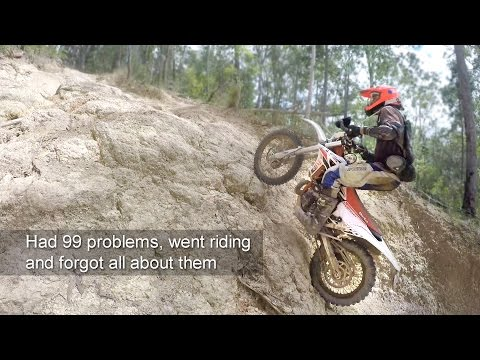 THE PURSUIT OF HAPPINESS: enduro vlog #98