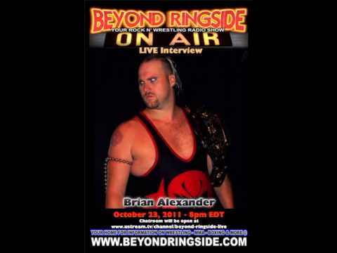 Beyond Ringside Interview: Brian Alexander 'The Great'