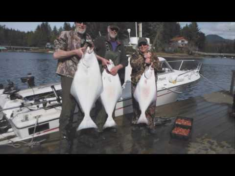 Rocky Point Charters & Lodging - Bamfield Charters B.C.
