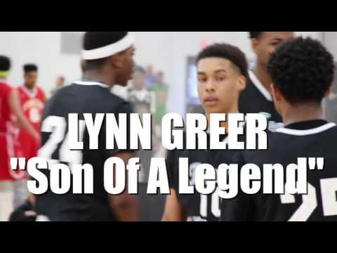 "LYNN GREER ""SON OF A LEGEND"" Class of 2020 Guard, TEAM FINAL AAU"