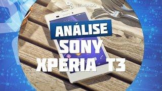 Sony Xperia T3 [Análise de Produto] - TecMundo