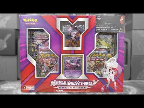 Opening an INSANE Mega Mewtwo Y Collection Box of Pokemon Cards!