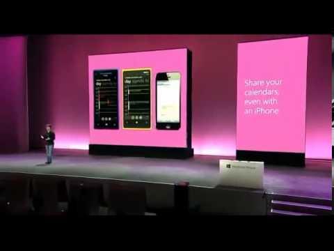 Windows Phone 8 Launch Keynote Presentation Full - October 2012 - HTC 8x - Lumia