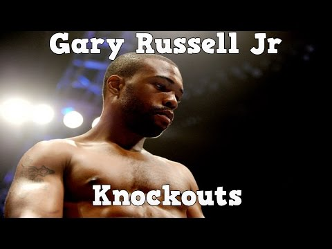 Gary Russell Jr - SPEED (Highlights / Knockouts 2015)