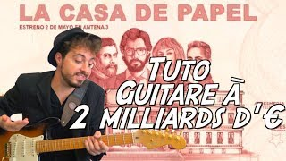 Baixar La casa de papel (Netflix) - Tuto pour deux guitares (My life is going on - Cecilia Krull)