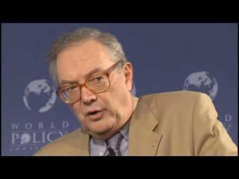 Jacques Mistral - Nov 1, 09 - Session 6 - Introduction - 1/2