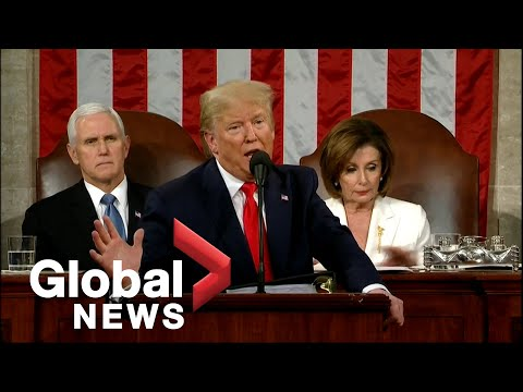 State of the Union 2020: President Donald Trump delivers annual address | FULL