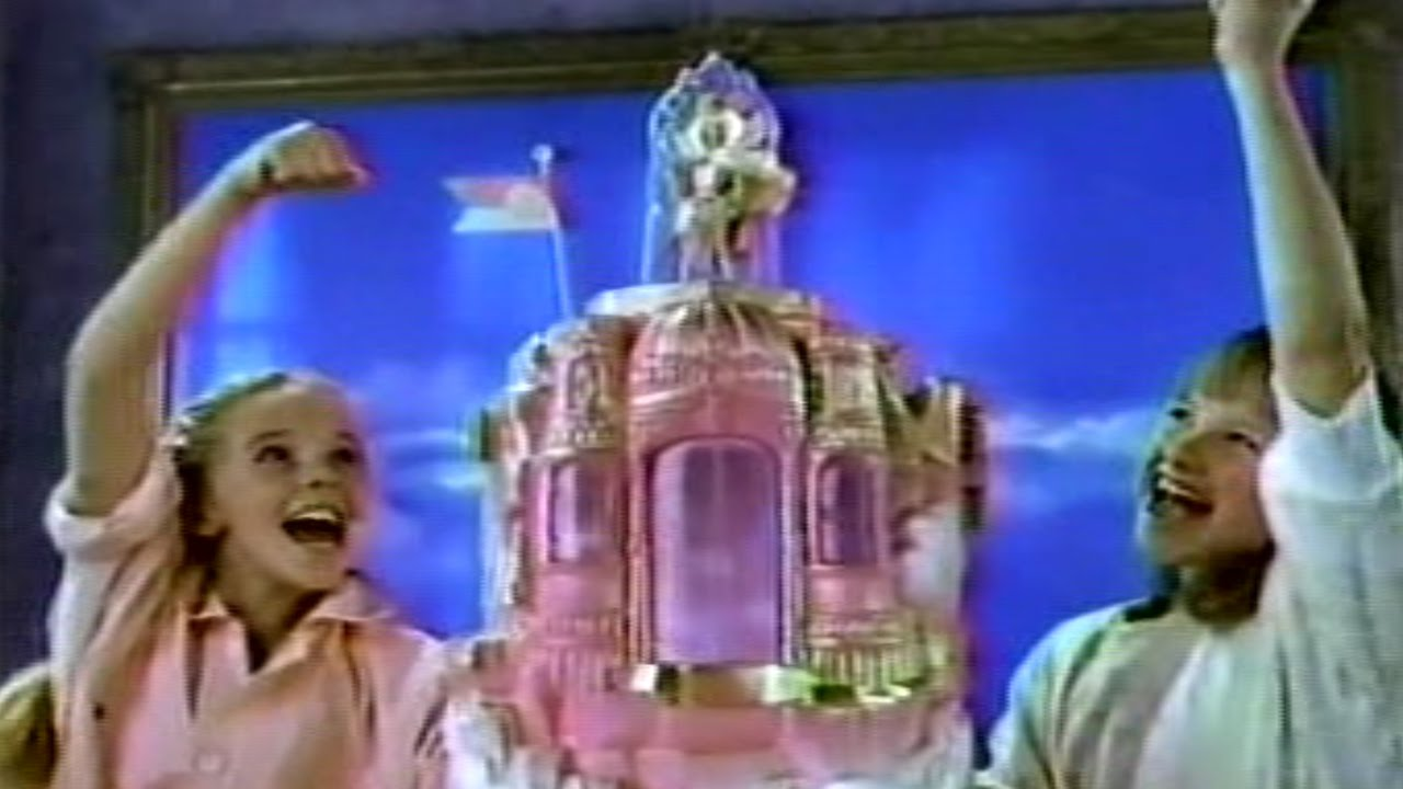"SheRa ""Crystal Castle"" commercial (1985) YouTube"