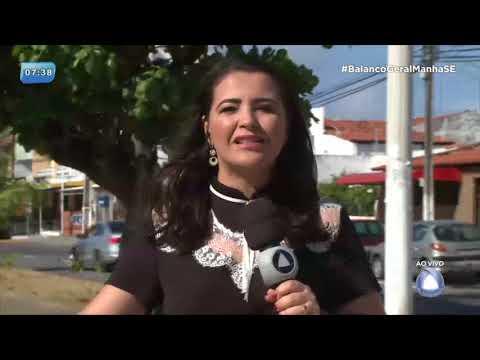 Bancos de concreto do conjunto Augusto Franco estão quebrados - BALANÇO GERAL MANHÃ