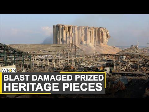 "Beirut Blast: ""We will rebuild Beirut"" | Artists | World News"