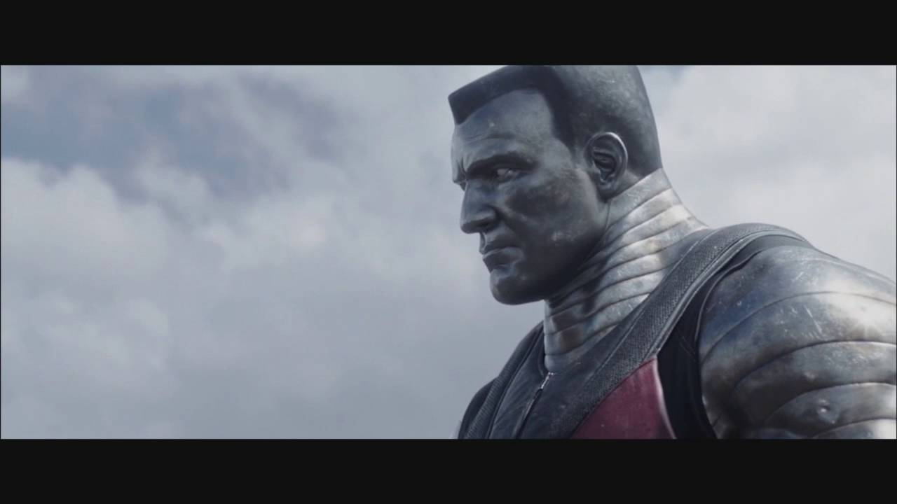 Download Deadpool 2016 Meets Colossus & N.T.W Scene 1080p