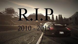O fim de Need for Speed World