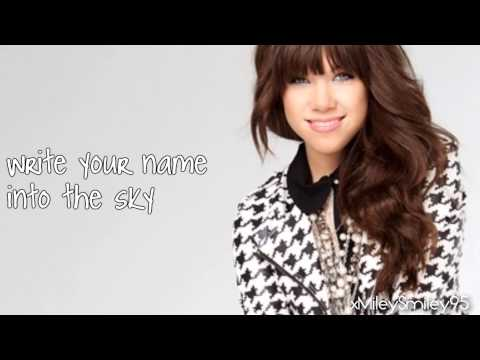 Carly Rae Jepsen - Your Heart Is A Muscle (with lyrics)