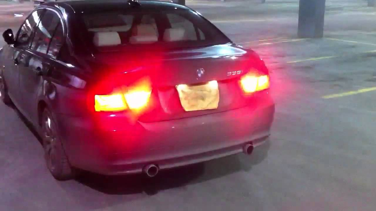 2009 BMW 335I >> BMW E90 Custom Programming - Rear Foglight Glow on Entry ...