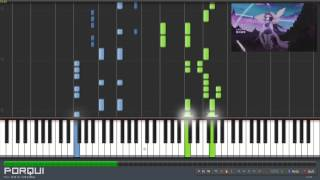 Kami nomi zo Shiru Sekai: Megami-hen Opening - God only knows -Secrets of the Goddess- (Synthesia)