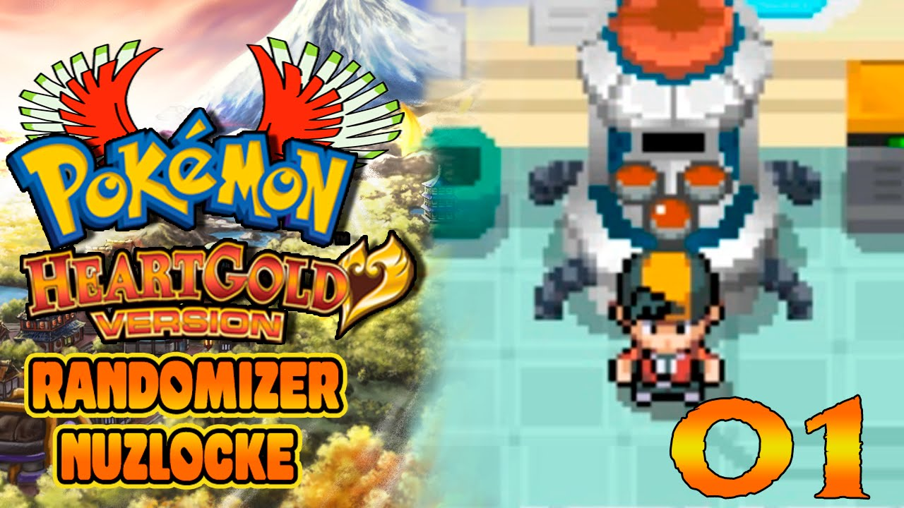 pokemon heart gold randomizer nuzlocke download android