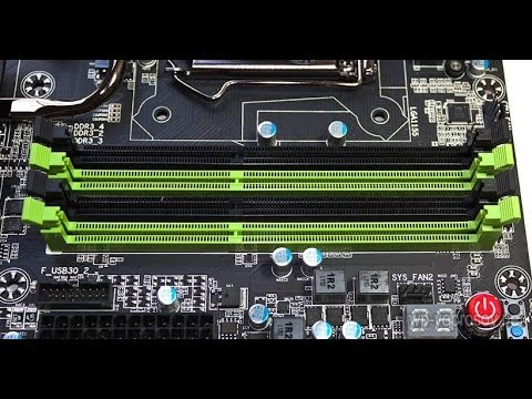 Ремонт слотов DDR на Asus Rampage IV
