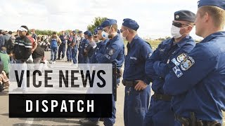 Police Resistance at the Gateway: Breaking Borders (Dispatch 2)