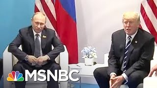 President Donald Trump Had A Second Undisclosed Meeting With Vladimir Putin | All In | MSNBC