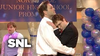 The Man on the Hill Attends Prom - SNL