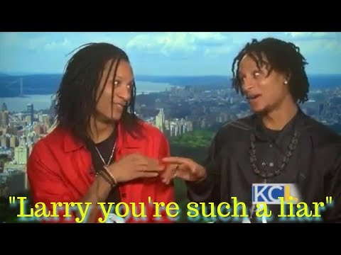 Les Twins Kansas City Live tv Interview