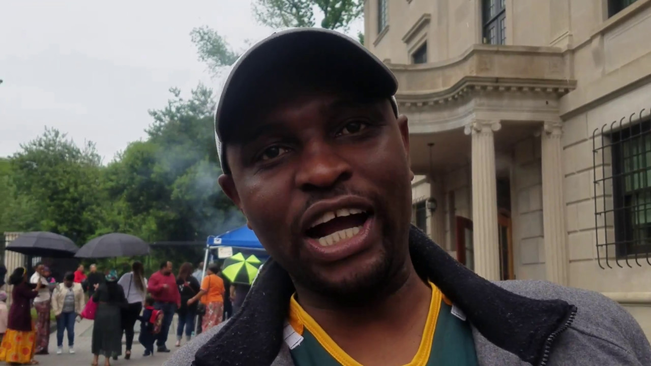 South african embassy to usa