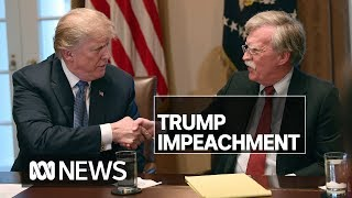 Republicans face pressure to allow new witnesses at Trump's impeachment trial | ABC News