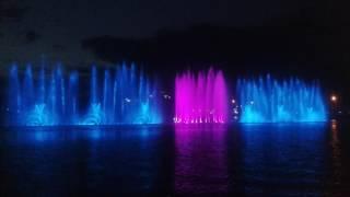 Абрау-Дюрсо--лазерное шоу