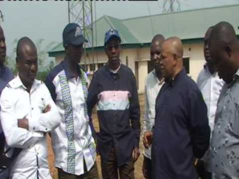 SEA Inspection of Okoi Enoim project
