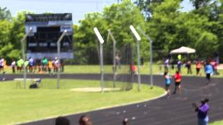 2015 Fort Belvoir Girls Parent Relay (PWC Track Meet)
