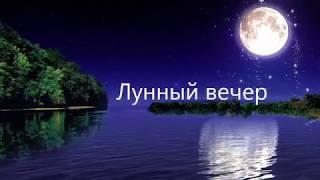 Лунный вечер медленная