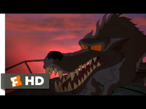 The Rugrats Movie (10/10) Movie CLIP - The Wolf (1998) HD