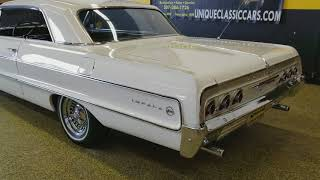 1964 Chevrolet Impala 2 door hard top for sale