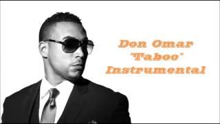 Taboo Instrumental - Don Omar