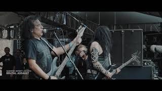 Brutal Assault 23 - Sadistic Intent (live) 2018