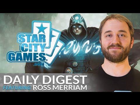 Daily Digest: U/W Control with Ross Merriam [Modern]