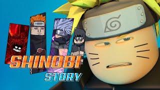 Shinobi Story Cinematic (Roblox Animation)